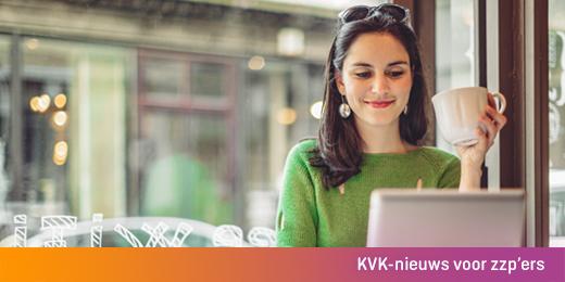 KVK-nieuws voor zzp'ers