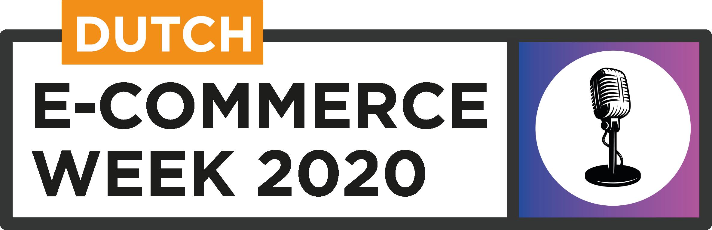 Dutch E-commerce Week 2020