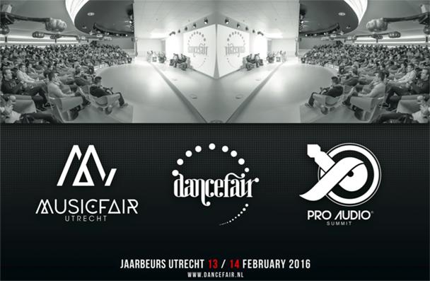 Het event voor DJ's en muzikanten!