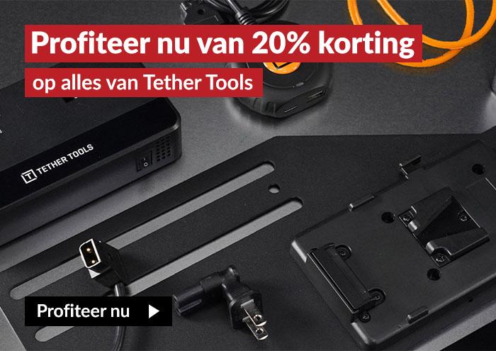 korting op tether tools