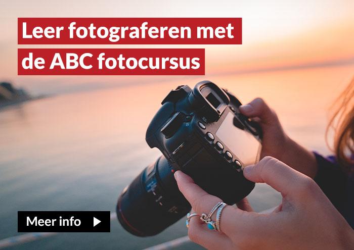 ABC cursus fotografie