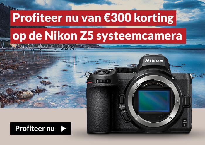 Nikon promotie