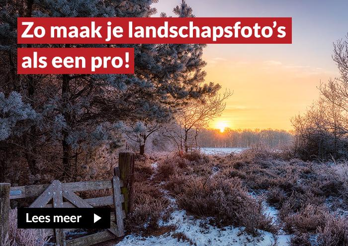 Zo maak je landschapsfoto's als een pro