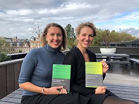 Joint book launch Anniek de Ruijter & Maria Weimer
