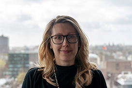 Maria Weimer awarded Veni grant by Dutch Research Council