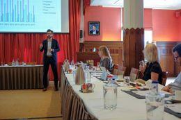 ACIL Research Day, with presentation by Michail Zürn
