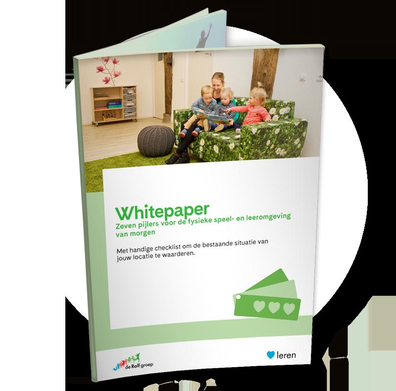 Whitepaper Speel- en leeromgeving