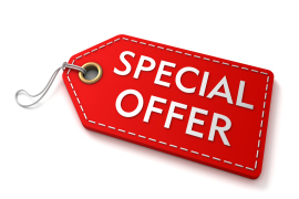 Discount for students from partner universities