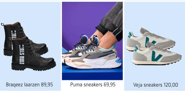 Kleding en schoenen voor girls