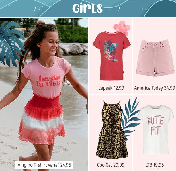 Shop nu de leukste items voor girls!