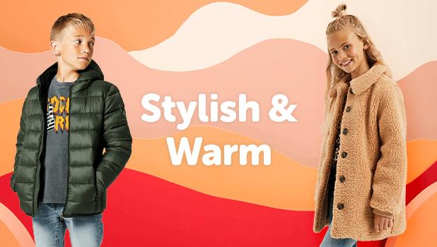 Shop trendy winterjassen