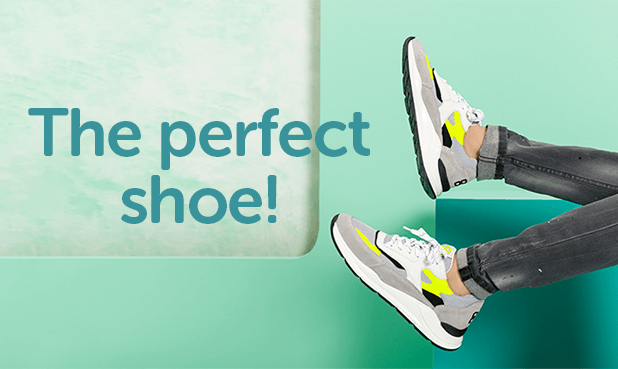 The perfect shoe