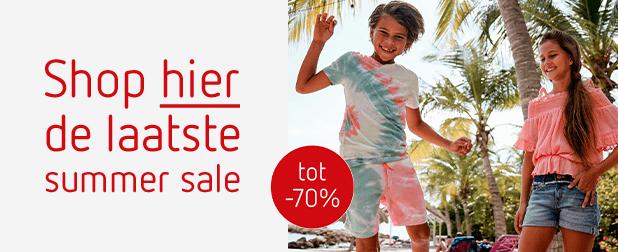 De laatste summer sale