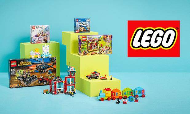 Een feestje met LEGO voor urenlang bouwplezier