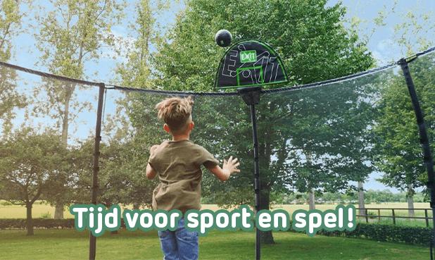 Shop het leukste sport en spel buitenspeelgoed!