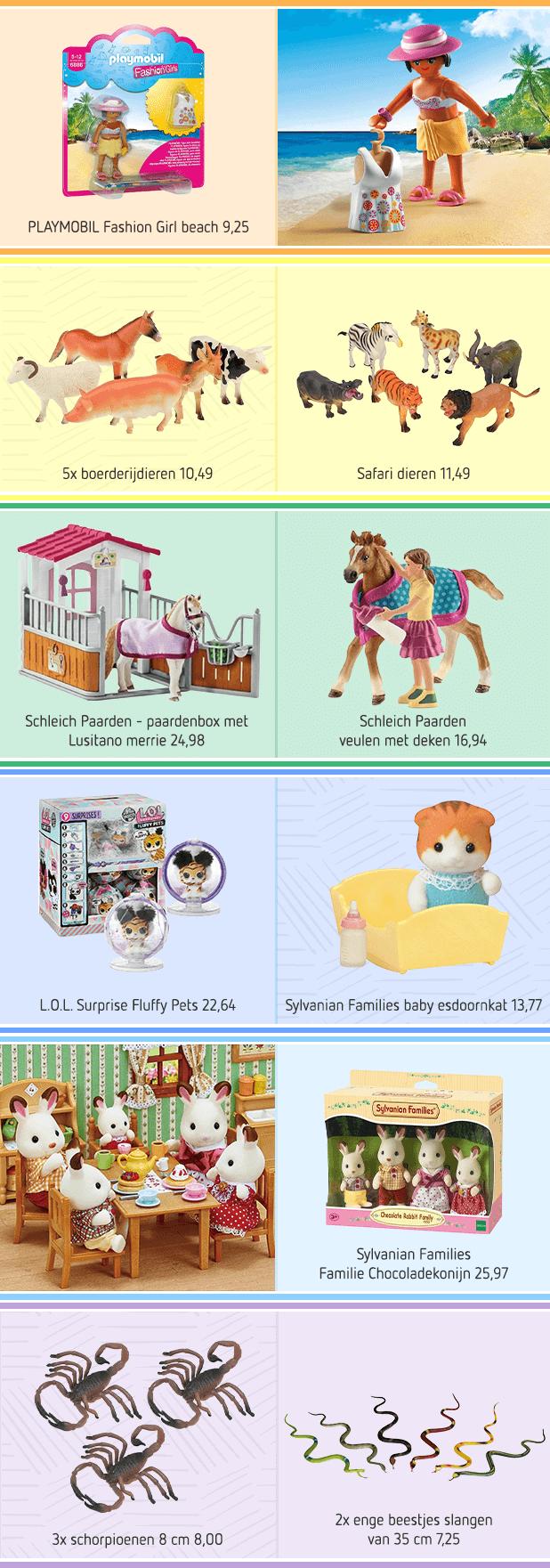 Shop nu het leukste speelgoed voor elk rollenspel!