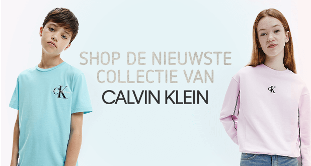 Shop de nieuwste collectie van Calvin Klein
