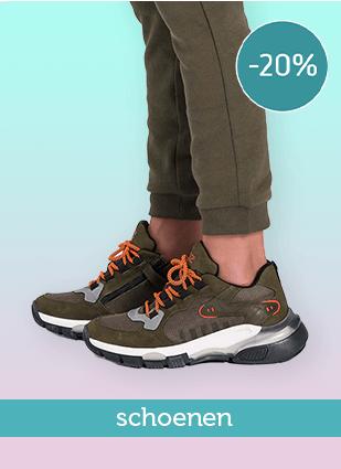 glamorous weekenddeal schoenen voor jongens