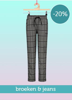 Glamorous weekenddeal broeken en jeans voor jongens
