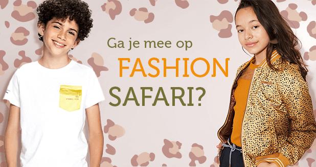 Ga je mee op Fashion Safari