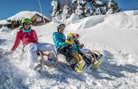 Goed nieuws: verse sneeuw in de Alpen!