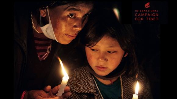 Brand jij een kaarsje voor Tibet?