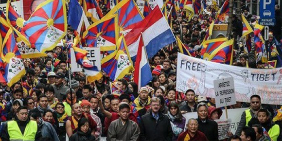 10 maart - Save the date. Save Tibet!