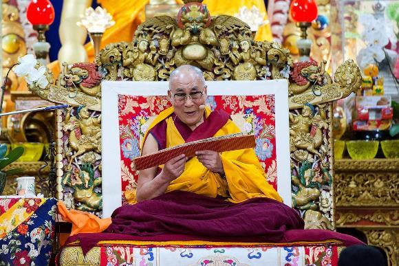 Verjaardag Dalai Lama