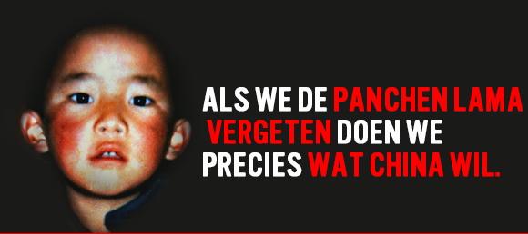 Feliciteer de Panchen Lama met zijn verjaardag!
