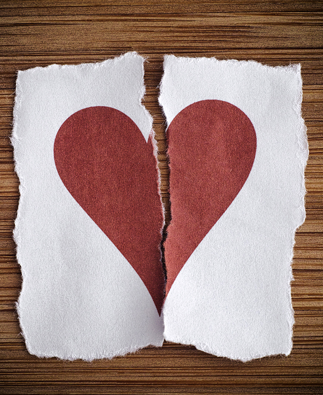Beëindiging relatie?