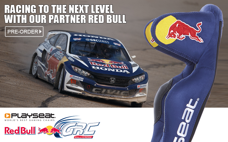 Racing to the next level with our partner Red Bull