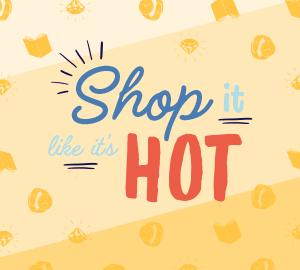 Shop it like it's hot - Image