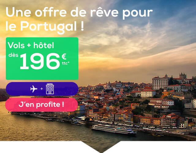 Une offre de rêve pour le Portugal !
