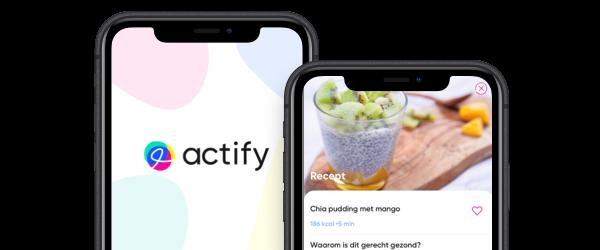 Gezonde recepten van Actify